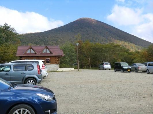 沼原駐車場から白笹山