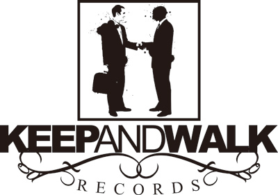 KEEP AND WALK LOGO
