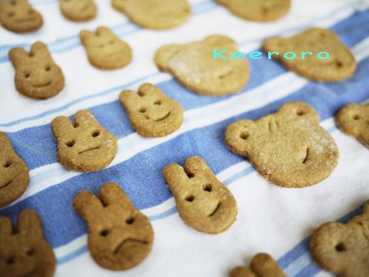おからクッキーバタ無2