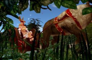 サンタさんを迎えにいかなくっちゃ