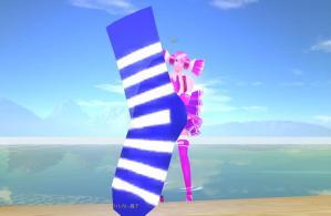 §*゚.゚)ホ・§*゚。゚)ホーーッ!!何度見ても靴下だぁ