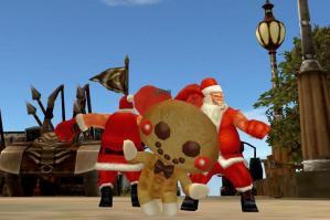 世界中のプレゼントクッキー作るわね