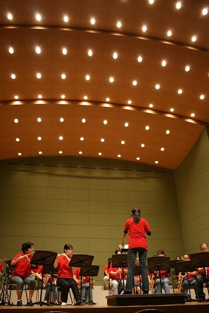 9月25日 吹奏楽の祭典