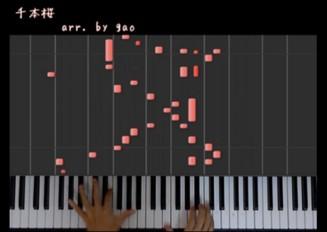 【ほぇ】 千本桜を弾いてみた 【はにゃーん】