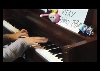 「チルノのパーフェクトさんすう教室」を弾きなおしてみた【ピアノ】