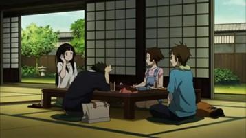 氷菓 4話3