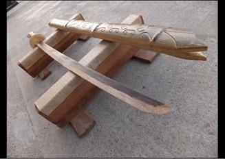 【道】竹刀を本格的に作ってみた