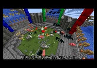 【Minecraft】大乱闘! 第3回マイクラキャラ種族間バトル【ゆっくり実況】
