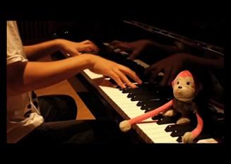 作者ですけど「アマツキツネ」を弾いてみた【ピアノ】