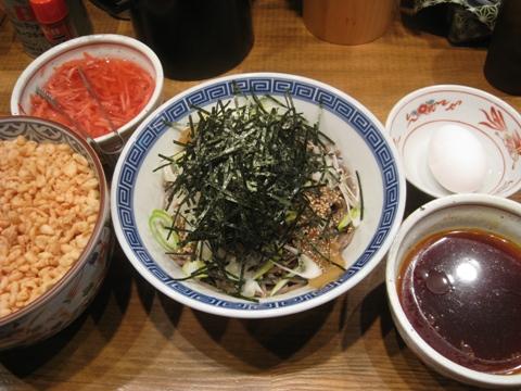 100405.池袋・馳走麺狸穴(2回目) (4)