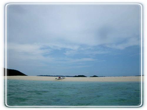 ⑤アゲナシク島が広くなってる