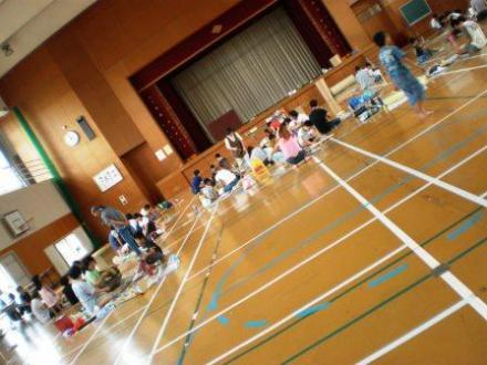 夏休み教室 枌所1