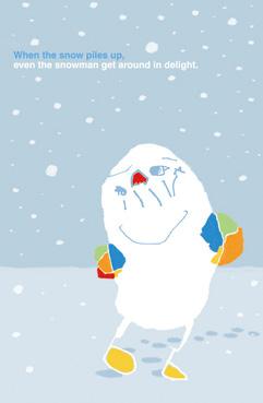 雪だるまAブログ用