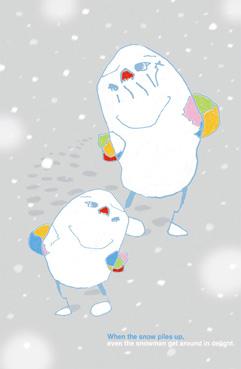 雪だるまBブログ用