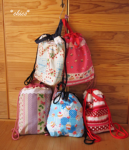 girls tai bag