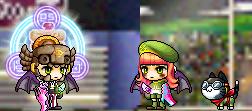 エロ嬢とアイドルキキ