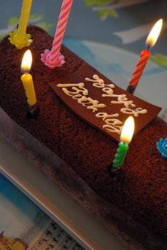 かわちゅ誕生日おめでとう2010