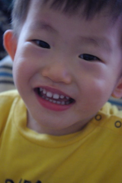 2歳9ヶ月の僕