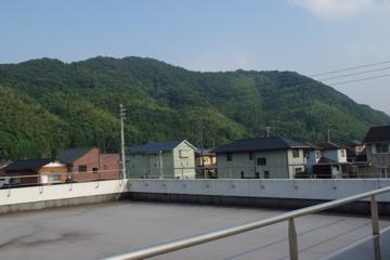 小倉の山はあいかわらず