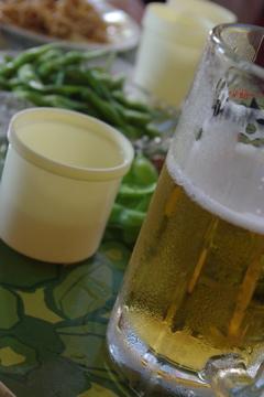 ビールは怖くないよ