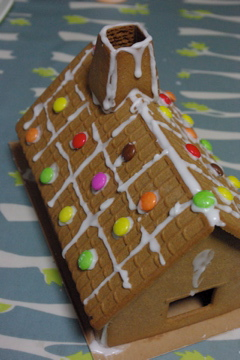 ジンジャークッキーハウス
