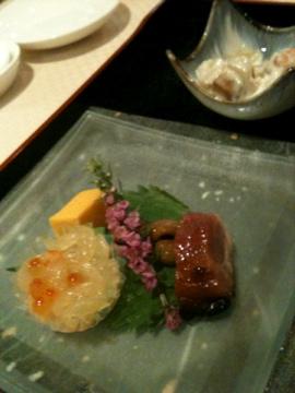 崎陽軒 前菜
