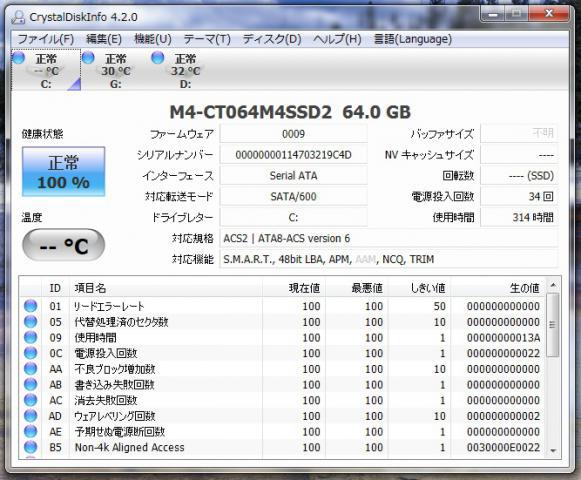 SSD UP前