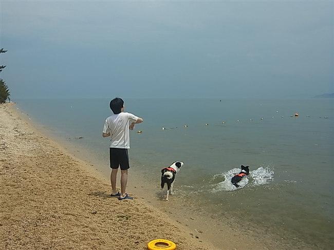 琵琶湖キャンプ12-5