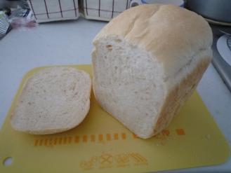 食パン'11.1.16