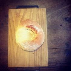 パン画像梨パン