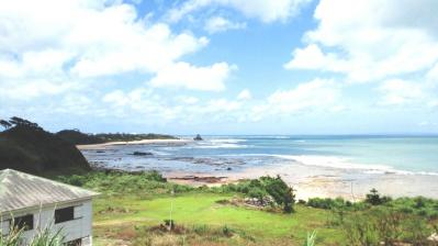 今日の土浜