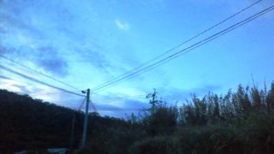 夜の車窓より3