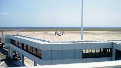 奄美空港2