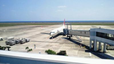 奄美空港3