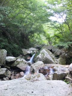 八淵の滝1