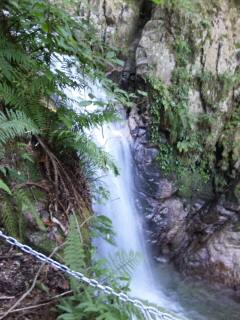 八淵の滝2