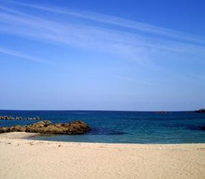 海水浴におすすめ!竹野浜海水浴場の海開き