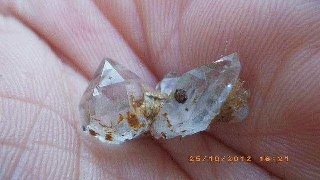 小さくても水晶