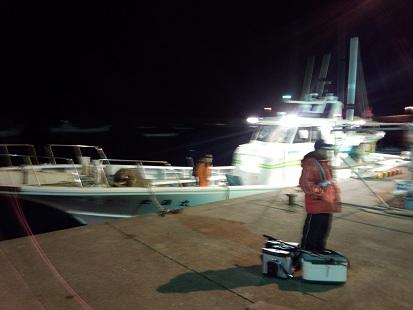 出船するの風13m