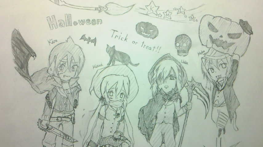 Halloween~Trick or treat~