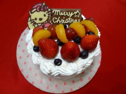 2キティケーキ
