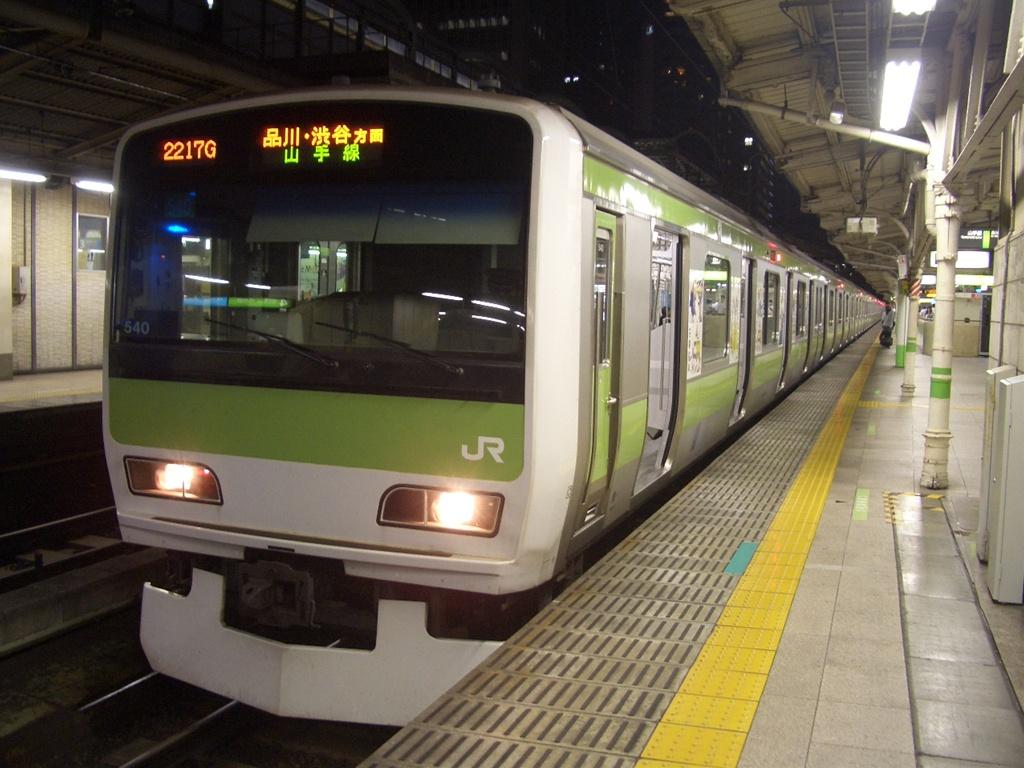 深夜バスで行く名古屋市営地下鉄...
