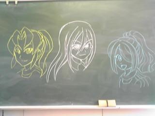 黒板(イナイレ)