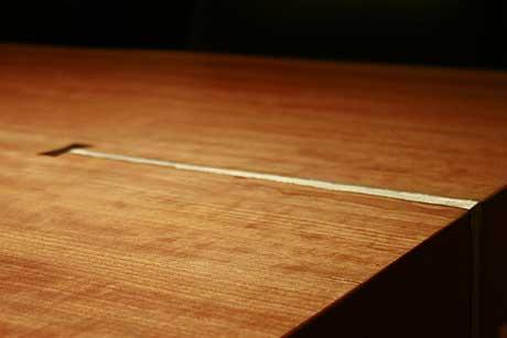 一枚板の木のテーブル:マコレ