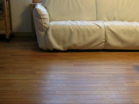 アサダの床