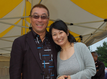 with 中野浩一