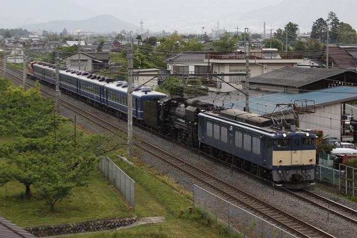 EF64 39 D51 498 12系 DE10