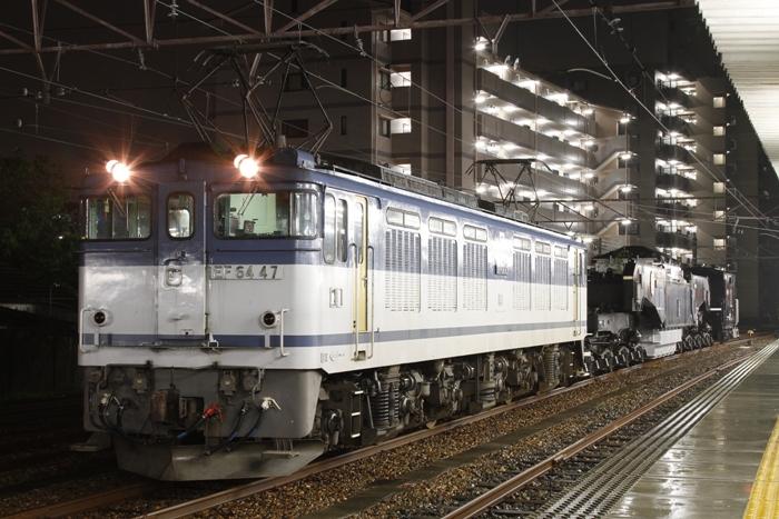 EF64 47 シキ800C ヨ