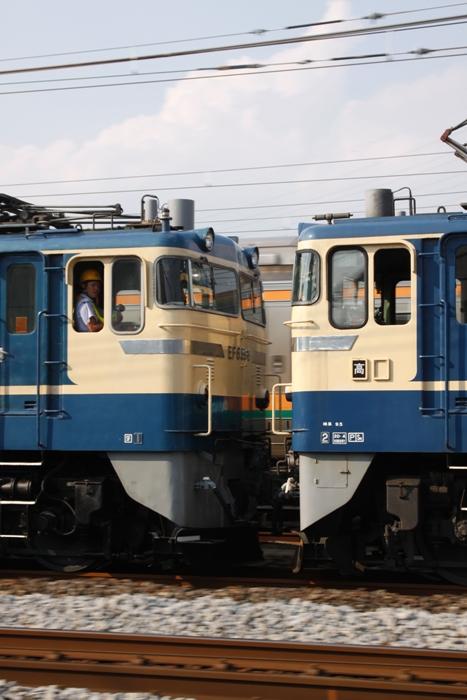 EF65 501+EF65 535