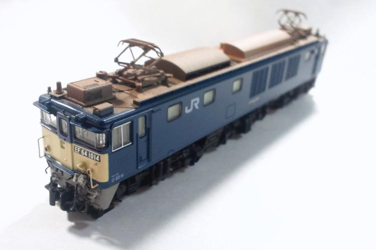 KATO EF64 1014